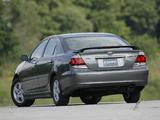 Photos of Toyota Camry SE US-spec (ACV30) 2004–06