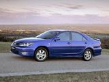 Photos of Toyota Camry Azura (ACV30) 2004–06