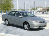 Photos of Toyota Camry LE US-spec (ACV30) 2004–06