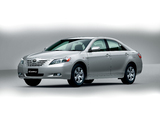 Photos of Toyota Camry JP-spec 2006–09