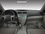 Photos of Toyota Camry LE 2006–09