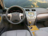 Photos of Toyota Camry XLE 2006–09