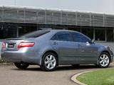 Photos of Toyota Camry Ateva 2006–09
