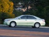 Photos of Toyota Camry Hybrid 2006–09