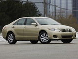Photos of Toyota Camry LE 2009–11
