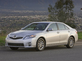 Photos of Toyota Camry Hybrid 2009–11