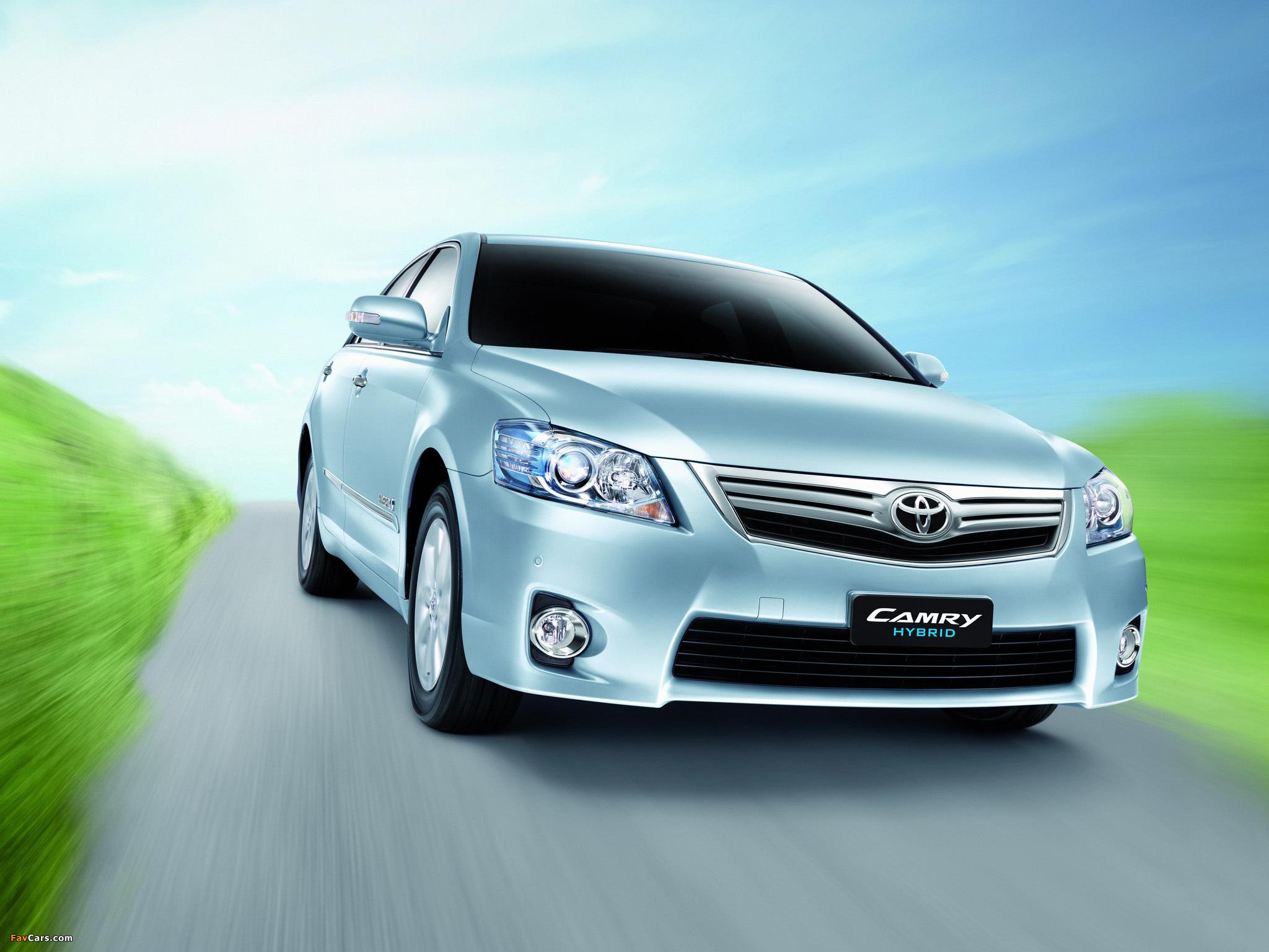Технические характеристики Toyota Camry (Тойота Камри)