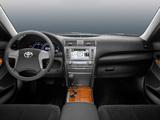 Photos of Toyota Camry Sedan 2009–11