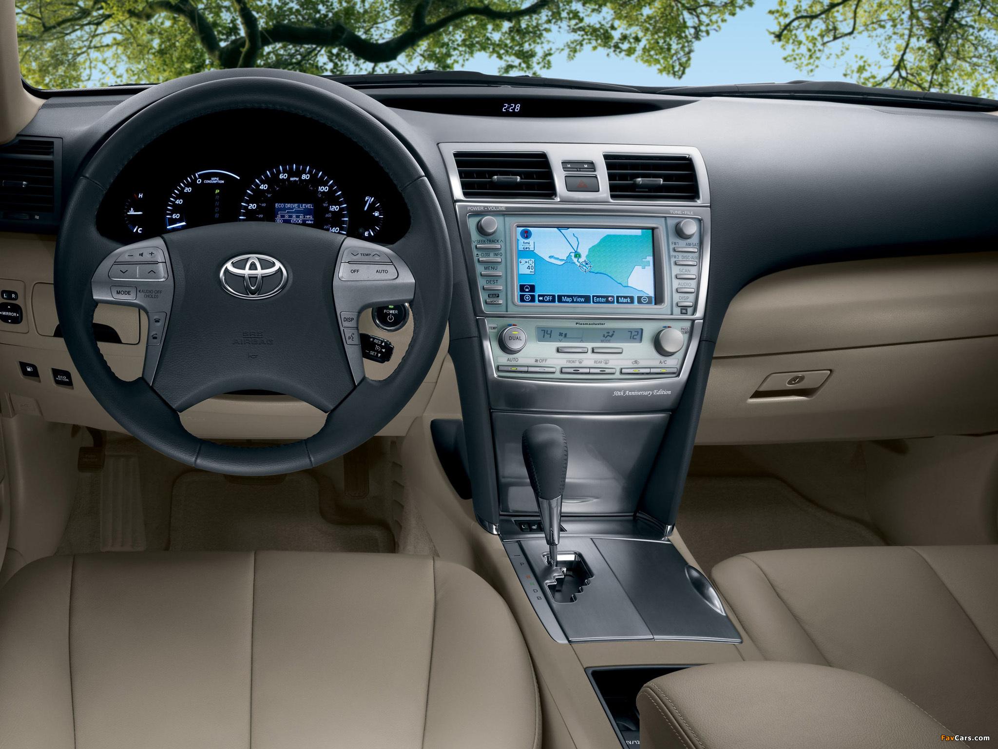 Toyota Camry 50 #10