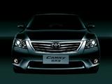 Photos of Toyota Camry CN-spec 2009–11