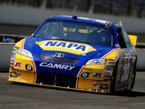 Photos of Toyota Camry NASCAR Sprint Cup Series Race Car 2010–11
