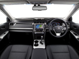 Photos of Toyota Camry Hybrid AU-spec 2011