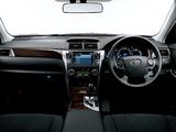 Photos of Toyota Camry Hybrid JP-spec 2011