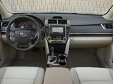 Photos of Toyota Camry XLE 2011