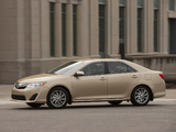 Photos of Toyota Camry LE 2011