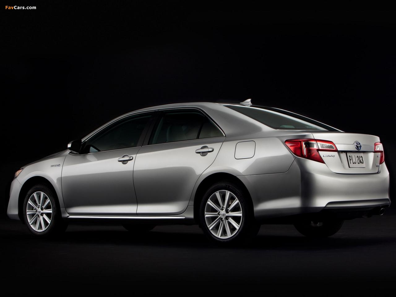 Photos of Toyota Camry Hybrid US-spec 2011 (1280 x 960)