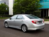 Photos of Toyota Camry Atara S 2011