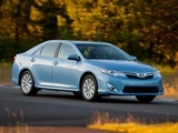 Photos of Toyota Camry Hybrid US-spec 2011