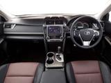 Photos of Toyota Camry Atara SX 2011