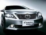 Photos of Toyota Camry CN-spec 2011
