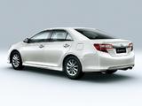Photos of Toyota Camry GL UAE-spec 2011