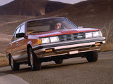 Pictures of Toyota Camry US-spec (V10) 1982–84