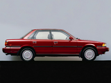 Pictures of Toyota Camry Sedan LE US-spec 1986–90