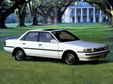 Pictures of Toyota Camry Sedan JP-spec (V20) 1986–90