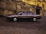 Pictures of Toyota Camry Sedan (V20) 1986–91