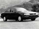 Pictures of Toyota Camry US-spec (XV10) 1991–96