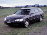 Pictures of Toyota Camry Wagon AU-spec (MCV21) 1997–2002