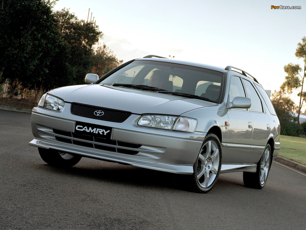 Pictures Of Toyota Camry Sportivo Wagon Mcv21 2000 02