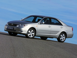 Pictures of Toyota Camry (ACV30) 2001–06