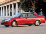 Pictures of Toyota Camry ZA-spec (ACV30) 2004–06