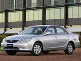 Pictures of Toyota Camry Ateva (ACV30) 2004–06