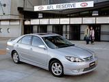 Pictures of Toyota Camry Sportivo (ACV30) 2004–06