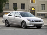 Pictures of Toyota Camry SE US-spec (ACV30) 2004–06