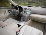 Pictures of Toyota Camry Hybrid 2006–09