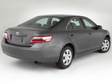 Pictures of Toyota Camry LE 2006–09
