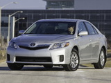 Pictures of Toyota Camry Hybrid 2009–11