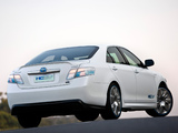 Pictures of Toyota HC-CV Concept 2009