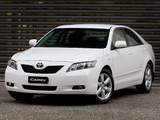 Pictures of Toyota Camry AU-spec 2009–11