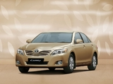 Pictures of Toyota Camry JP-spec 2009–11