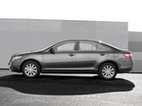 Pictures of Toyota Camry Sedan 2009–11
