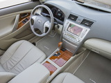 Pictures of Toyota Camry XLE 2009–11
