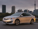 Pictures of Toyota Camry SE 2011