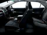 Pictures of Toyota Camry Hybrid JP-spec 2011