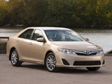 Pictures of Toyota Camry LE 2011