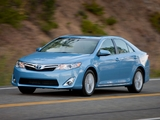 Pictures of Toyota Camry Hybrid US-spec 2011