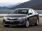 Pictures of Toyota Camry Hybrid AU-spec 2011